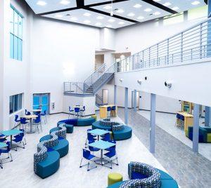 The Dr. Kiran C. Patel High School