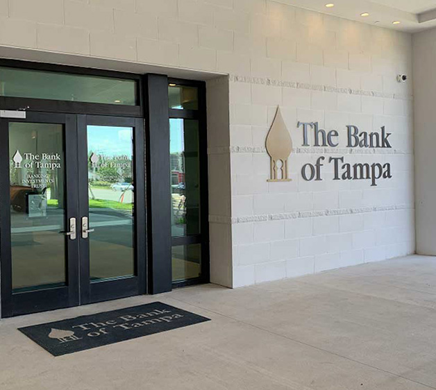 Bank of Tampa Project